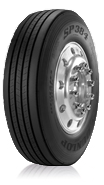 SP 384 FM Tires